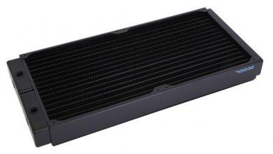 Photo of Alphacool lanza sus radiadores NexXxoS XT45 de 200 mm y 400 mm