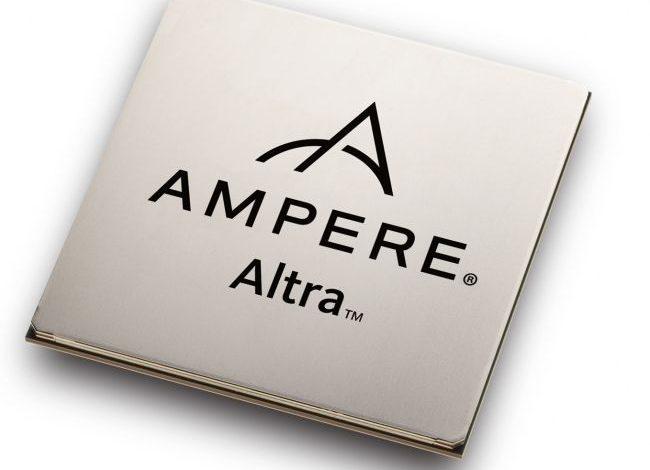 Photo of Ampere anuncia el procesador de servidor Altra Max de 128 núcleos