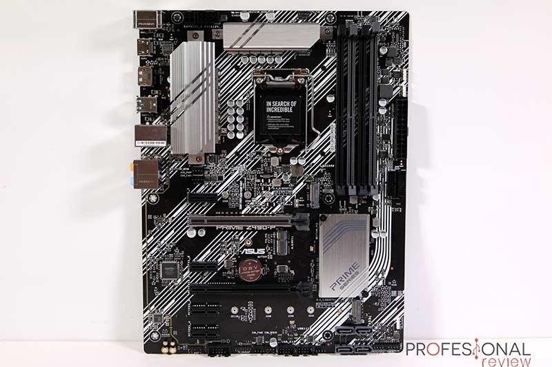 Asus Prime Z490-P Review
