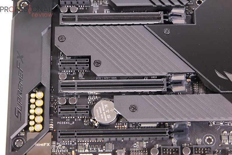 Asus ROG Maximus XII Hero Wi-Fi PCIe