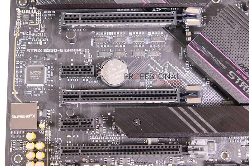 Asus ROG Strix B550-E Gaming PCIe