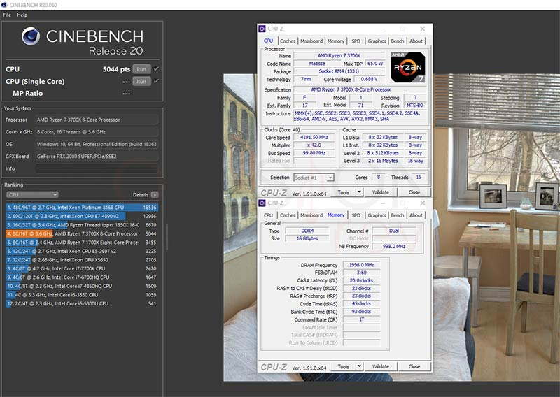Asus ROG Strix B550-E Gaming Overclocking