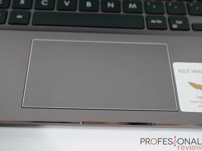 Asus VivoBook S14 Touchpad
