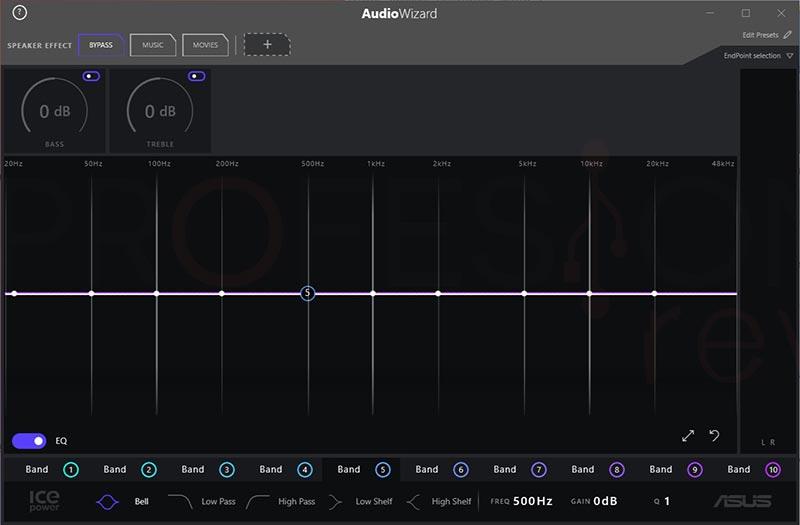 Asus VivoBook S14 Sonido
