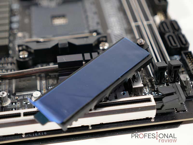 B550I AORUS PRO AX SSD