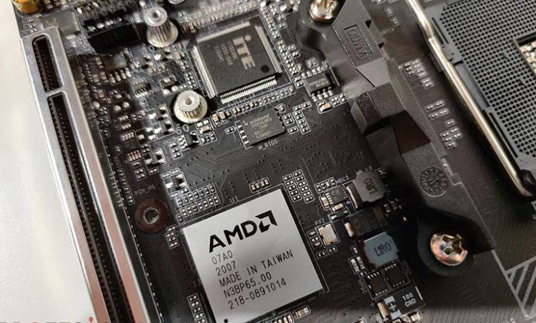 Photo of AMD B550: sería compatible con la arquitectura Zen+