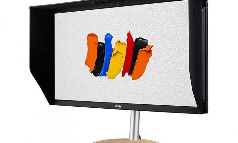Photo of Acer ConceptD CP5, ConceptD CP3 y ConceptD CM3 monitores para diseñadores