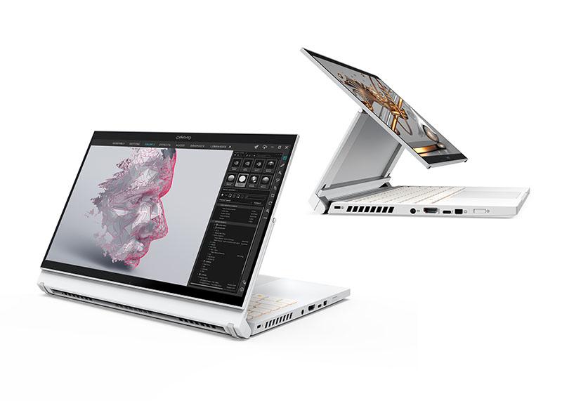 Acer ConceptD 3 Ezel, ConceptD 3 y ConceptD 100