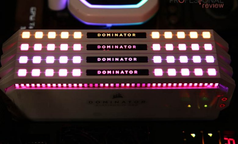 Photo of Corsair Dominator Platinum RGB White Review en Español (Análisis)