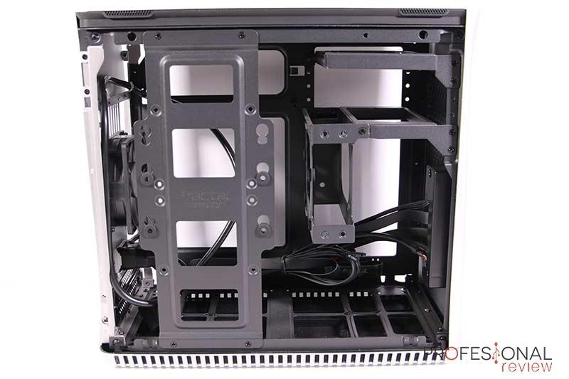 Fractal Design ERA ITX Interior