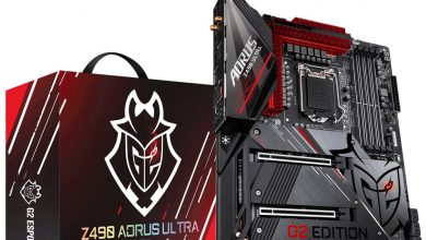 Photo of Gigabyte Z490 Aorus Ultra G2, nueva placa base para el eSports
