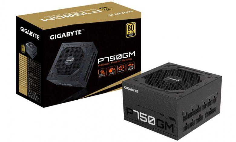 Photo of Gigabyte lanza sus fuentes compactas de 750, 550 y 450W