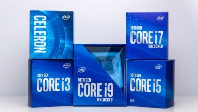 Photo of Intel 'Comet Lake-S', se revelan los valores PL1, PL2 y Tau
