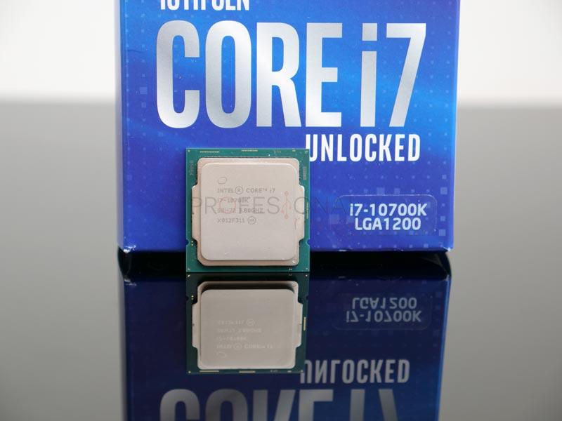 Intel Core i7-10700K Review