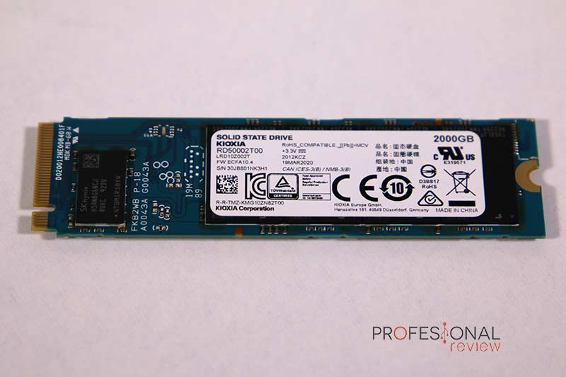 KIOXIA EXCERIA Plus SSD Review
