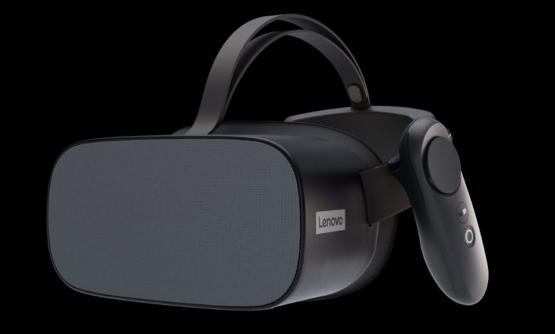 Photo of Lenovo Mirage VR S3, gafas con pantallas 4K para usuarios y empresas
