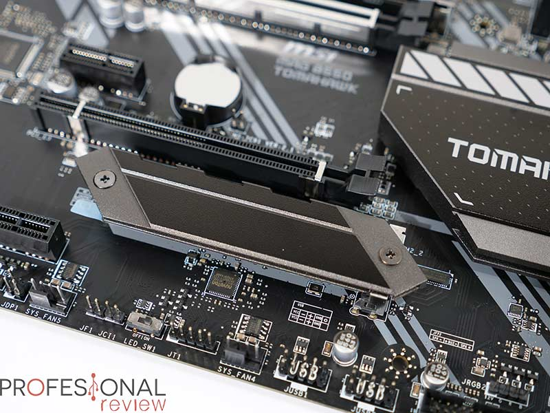 MSI MAG B550 TOMAHAWK Review