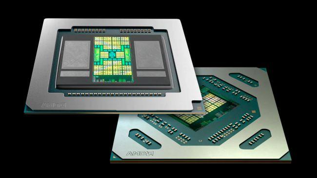Radeon Pro V7350X2