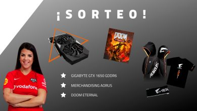 Photo of Sorteo con Aidy CS:GO: GTX 1650 + Doom Eternal + Merchandising