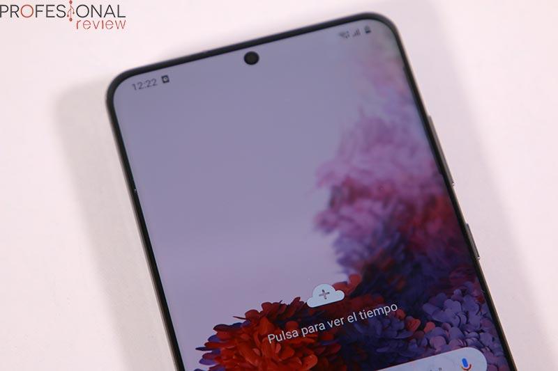 Samsung Galaxy S20 Ultra Selfi