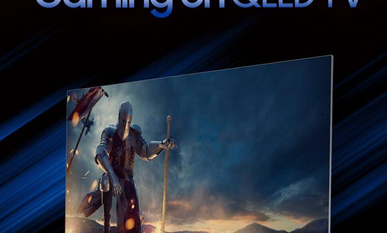 Photo of Samsung optimiza sus nuevas QLED TV para gaming