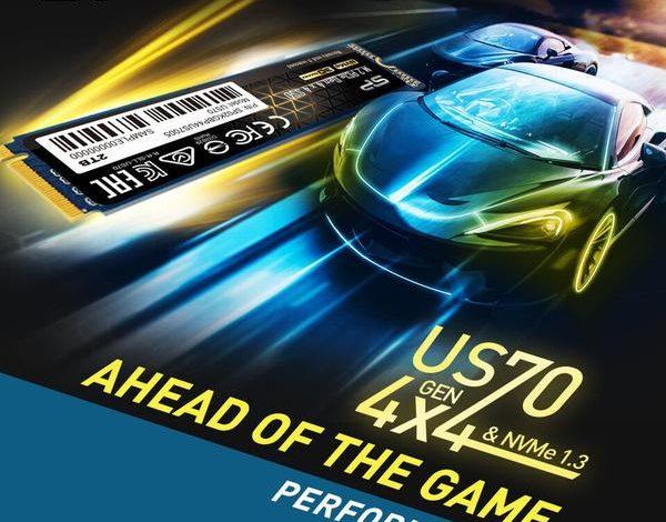 Photo of Silicon Power US70, SSD PCIe 4.0 con lecturas de 5000MB/s