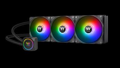 Photo of Thrmaltake TH360, TH240 y TH120, nueva serie de refrigeración liquida