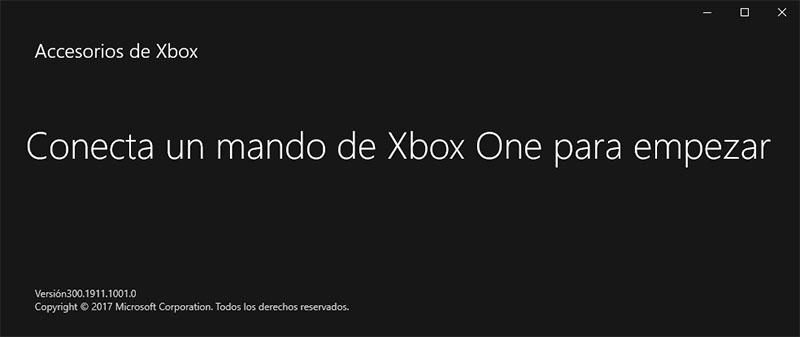 mando Xbox en PC