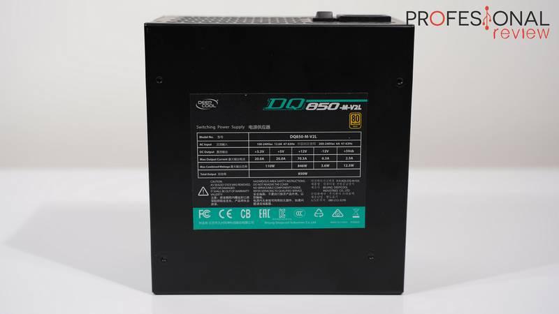 Deepcool DQ850-M-V2L