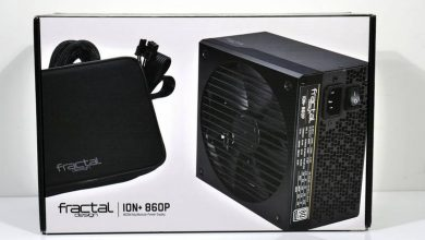 Photo of Fractal Design Ion+ 860W Review en Español (Análisis completo)