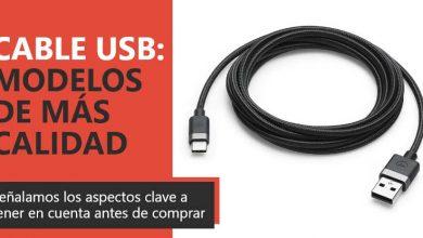 Photo of Cable USB: consejos para comprar uno de calidad