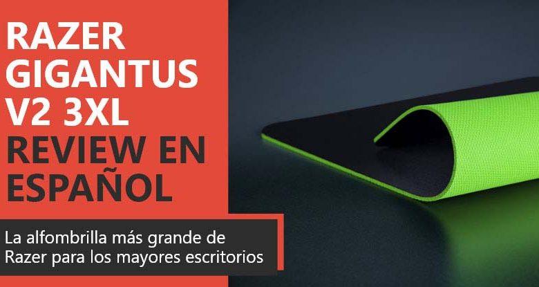 Photo of Razer Gigantus V2 3XL Review en Español (análisis completo)