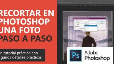 Photo of Cómo recortar una imagen en Photoshop paso a paso