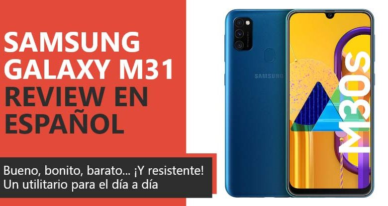 Photo of Samsung Galaxy M31 Review en Español (análisis completo)