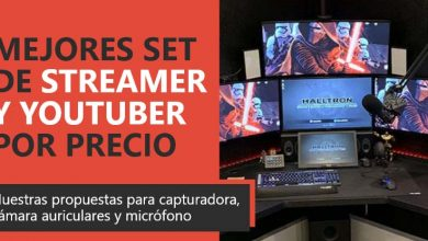 Photo of Guía para montar un buen estudio de streaming para Youtube y Twitch