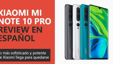 Photo of Xiaomi Mi Note 10 Pro Review en Español (análisis completo)