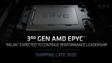 Photo of AMD EPYC Milan avistada por primera vez, Zen 3 + 7nm+