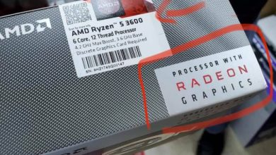 Photo of AMD Ryzen 5 3600 es embalado con cajas del Ryzen 3 3200G