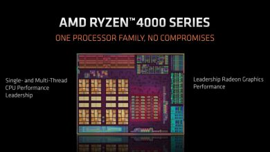 Photo of AMD Ryzen 7 4700G a la par del i9-10900K en rendimiento mono-hilo
