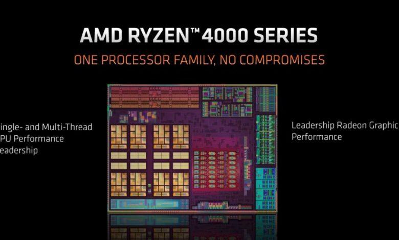 Photo of AMD Ryzen 7 4700G a la par del i9-10900K en rendimiento mono-hilo