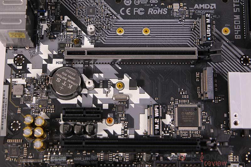 ASRock B460M Steel Legend PCIe