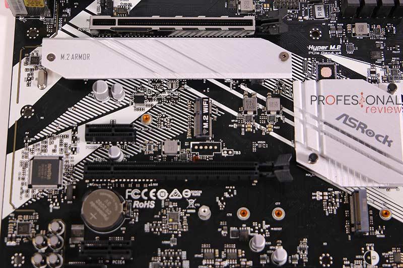 ASRock B550 Pro4 PCIe