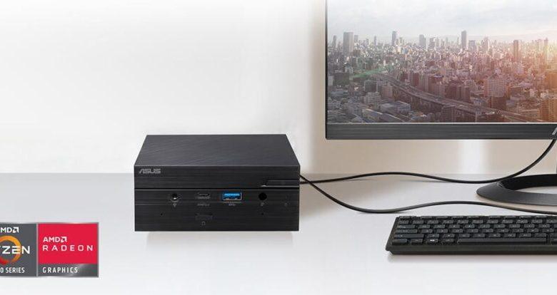 Photo of ASUS PC PN50, un mini-ordenador con el poder de la serie Ryzen 4000
