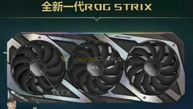 Photo of ASUS RTX 3080 Ti ROG STRIX personalizado es descubierto