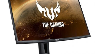Photo of ASUS TUF GAMING VG27VQ, nuevo monitor 1ms y 165 Hz