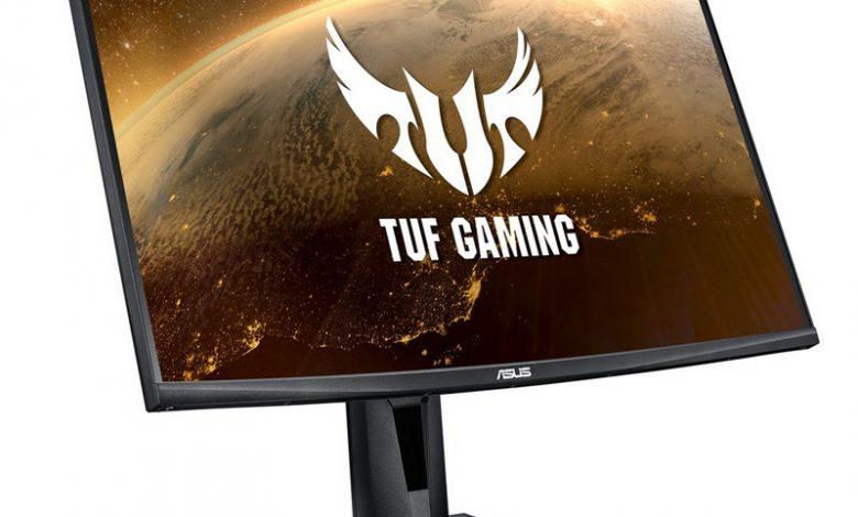 Photo of ASUS TUF GAMING VG27VQ, nuevo monitor 1ms y 165 Hz