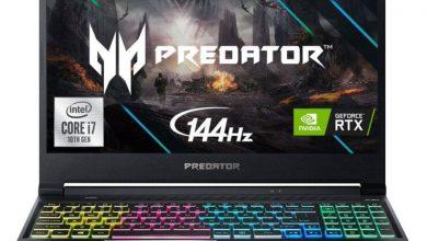 Photo of Acer Predator Helios 300 se actualiza con el Intel Core i7-10750H