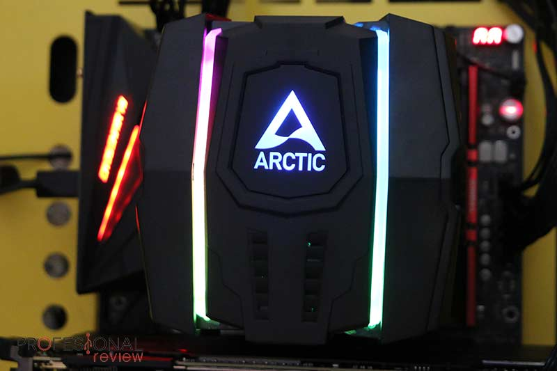 Arctic Freezer 50 Review