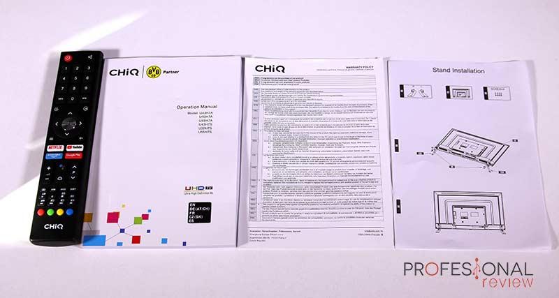 CHiQ U43H7A Review