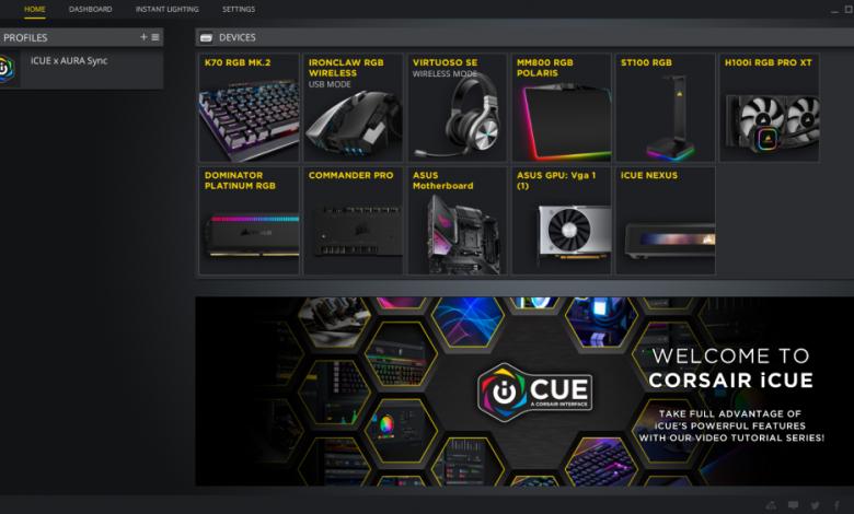 Photo of Hyper Scape de Ubisoft se integra con la tecnología CORSAIR iCUE